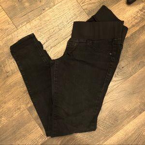 Denim - 🤰🏼 Black Maternity Skinny Jeans